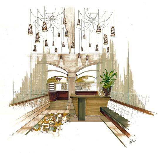 Interior Design Commercial Portfolio