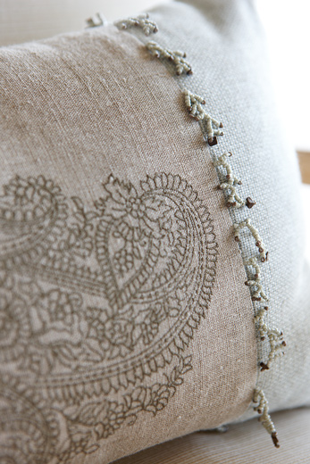 interior design comes to life with custom textures achieved by fabrics that match your lifestyle