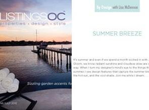 Listings OC June July 22 LisaMcDennon.com