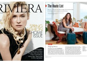 Riviera Magazine LisaMcDennon.com