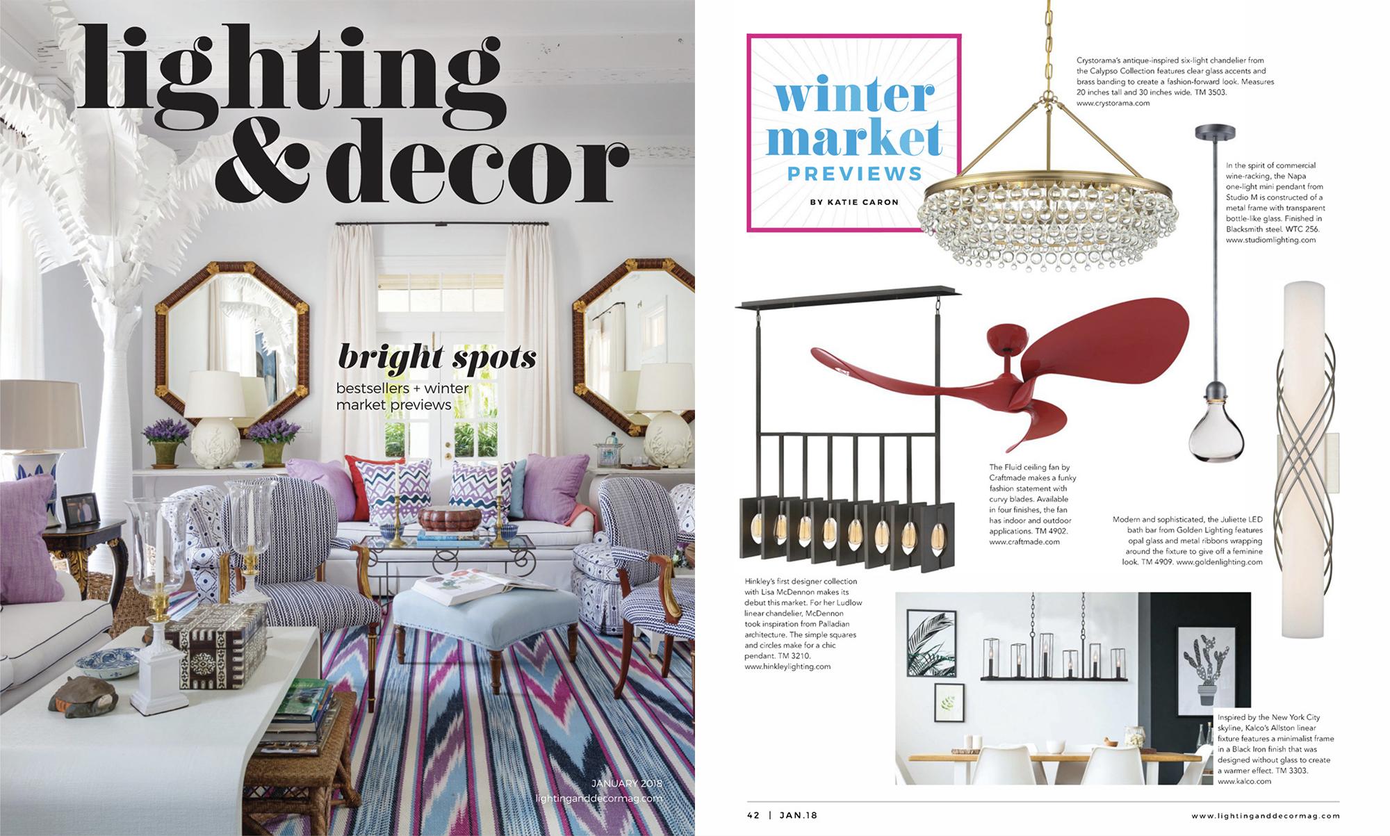 Lighting & Decor -